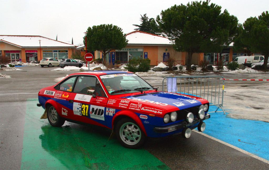 téléthon 5 DEC 2010 dep 26 Lancia_1